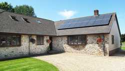 Domestic Solar PV in Farway
